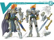 Knight Spirit (Design)