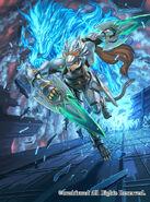 Beast Knight, Garmore (Full Art)