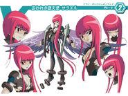 Imprisoned Fallen Angel, Sarael (Character Unit)