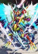 Dragonic Kaiser Vermillion (Full Art)