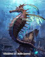 King Seahorse (Full Art)