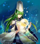 Onmyoji of the Moonlit Night (Full Art)