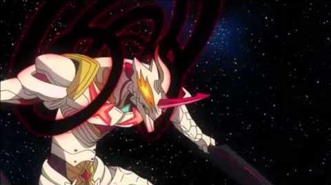 (Legion Mate) Cardfight!! Vanguard Star-vader, Garnet Star Dragon - HD-1
