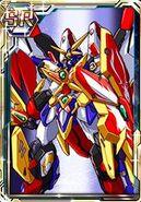Super Dimensional Robo, Daiyusha (Cray Wars)