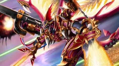 Kai's Determination - Track 25 (Cardfight!! Vanguard OST CD 1)