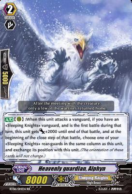 Heavenly guardian, Alphyn