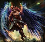 Радужные крылья, Лориэль