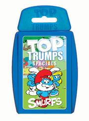 Toptrumps thesmurfs