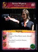 Nina Myers - Elite Mercenary (1E) (AI)