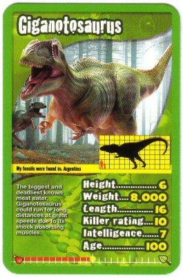 Gigantosaurus 3D