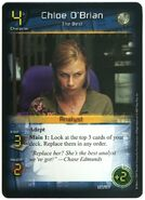 Chloe O'Brian - The Best (D0) (Foil)