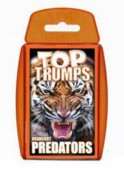 Toptrumps deadliestpredators