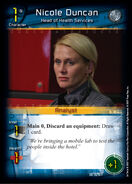 Nicole Duncan - Head of Health Services (D0)