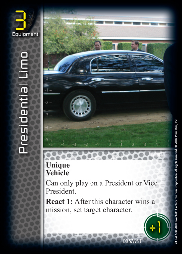 Presidentiallimo