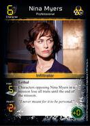 Nina Myers - Professional