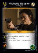 Michelle Dessler - Field Agent