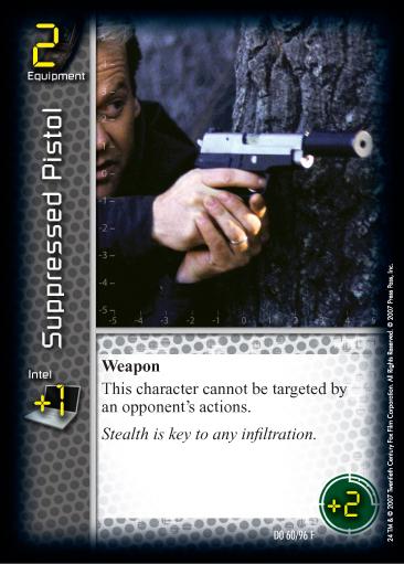 Suppressedpistol