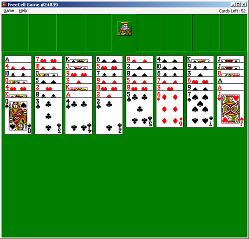 File:FreeCell Game on Windows.PNG