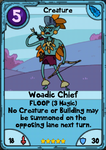 Woadic Chief