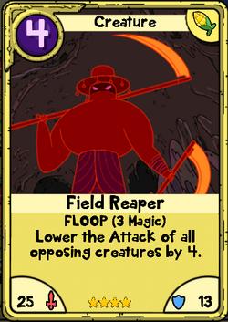 Field Reaper