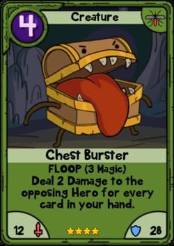 Chest Burster