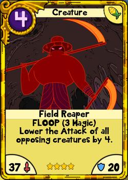 Field Reaper Gold