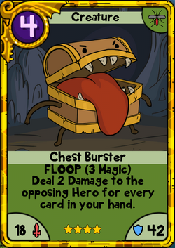 Chest Burster Gold