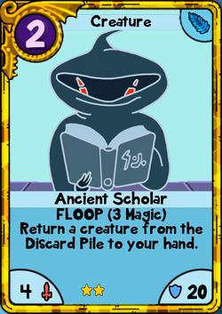 Ancient Scholar Gold
