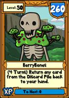 BerryBones Hero Card