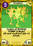 Legion of Earlings Gold