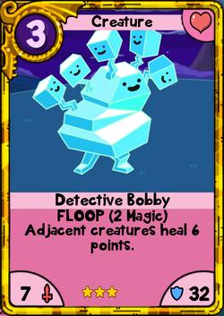 Detective Bobby Gold