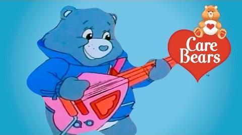 Grams Bear's Thanksgiving Surprise