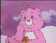 Love-a-Lot Bear thinking