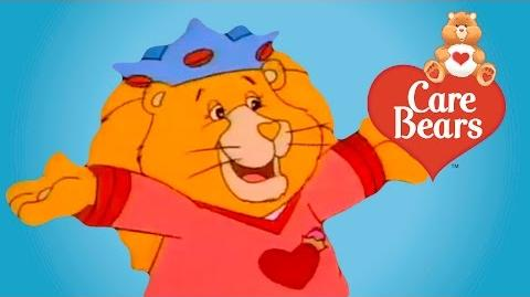 Classic Care Bears King of the Moon