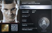 Marvel ID Card