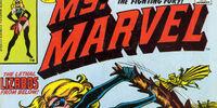 Ms. Marvel (1977) no. 20