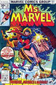 Ms. Marvel (1977) no