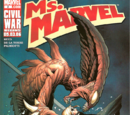 Ms. Marvel (2006) no. 2