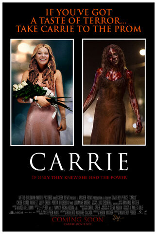 File:Carrie classic tribute poster by sahinduezguen-d6gfn3m.jpg