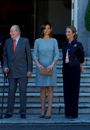 Queen Helene in Spain