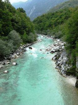Martiges river