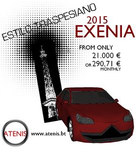 Atenis ad 2015