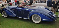 1949 Martell-Werner model ZF