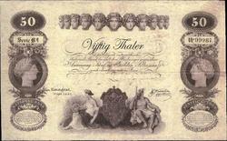 50 thaler 1881