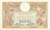 100 thalers 1913