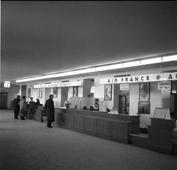 Air France at Van Draak