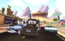 Mater cars the video game