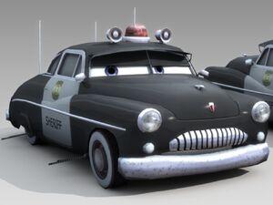 Sheriff Artwork