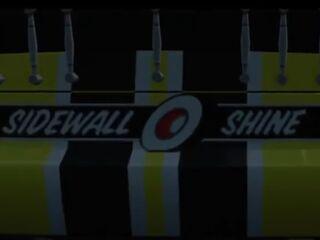 Sidewall Shine