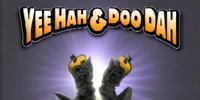 Yee Hah & Doo Dah in Bronco Breakin' Boots
